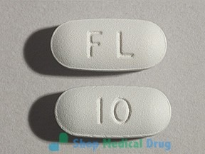 Namenda (Memantine) 10mg