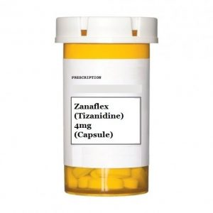 Zanaflex (Tizanidine) 4mg online supplier